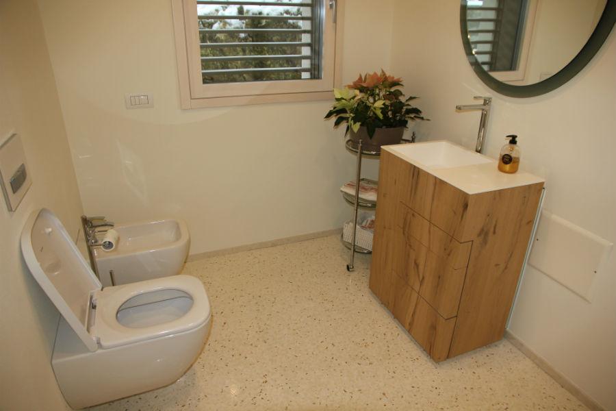 Realizzazioni bagni abitazione privata schio